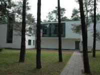 Meisterhaus: Doppelhaus Musche/Schlemmer