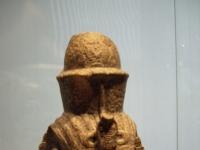 Granitstatue von Amenophis III. 18. Dynastie