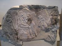 Beerdigungszene, Sakkara, 18 Dynastie