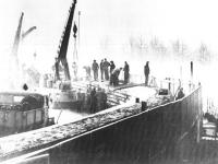 Berliner Mauer: Bauarbeiten am 20-11-1961