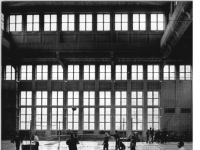 Leipzig, Deutsche Hochschule für Körperkultur und Sport, Sporthalle