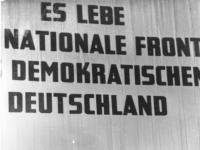 Berlin, Gründung der DDR am 7.10.1949