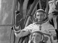Waleri Bykowski und Sigmund Jähn (26.8.78)