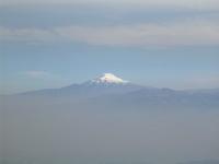 Cayambe vulkan (Ecuador)