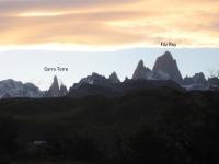 Cerro Torre und Fritz Roy (Argentinien)