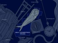 Schwertfisch (Dorado)