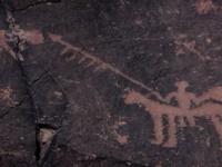 Felszeichnung in Zagora
