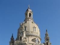 Dresden Frauenkirche (Oktober 2005)
