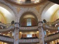 Segment der Frauenkirche in Dresden