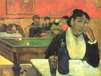 Nachtcafé in Arles (Madame Ginoux)