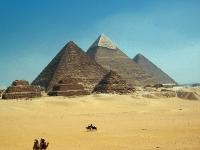 Pyramiden von Gizeh, Ägypten