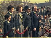 Hassan II. mit Jimmi Carter (14 November 1978)