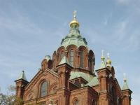 Uspenski Cathedral - Helsinki