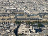 Louvre Gesamtansicht