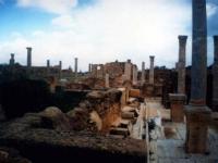 Leptis Magna, Libyen