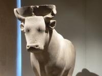 Apis, heiliger Stier von Memphis (30. Dynastie), Louvre Paris