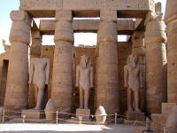 Säulen des Ramses II