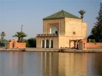 Ménara Garten, Marrakesch