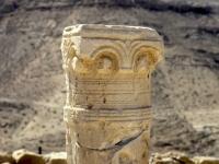 Ruins in Negev desert