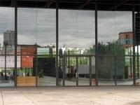 Die neue Nationalgalerie: Ein Spiegel!