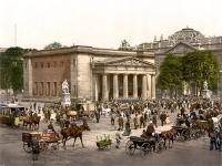 Neue Wache zwischen 1890 und 1900