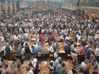 Festzelt vom Oktoberfest