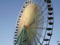 Das Riesenrad am Main