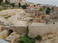 Amphitheater in Tarragona