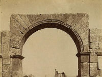 Tebessa: Byzantische Basilika