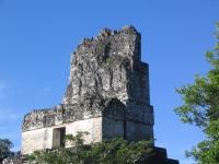 Maya-Ruine, Tikal , Guatemala