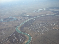 Ural zwischen Oral und Atyrau