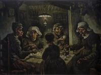 Vincent van Gogh: Die Kartoffelesser (1885)
