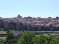 Ávila._Murallas_1