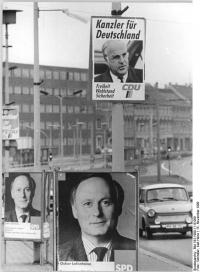 Wahlkampf in Potsdam (1990)