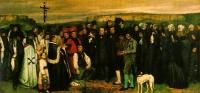 Gustav Courbet: Ein Begräbnis in Ornans