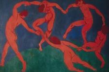 Der Tanz von Matisse (Zweite Fassung 1909/1910)