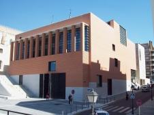 Cubo de Moneo, Erweiterungsbau zum Museo del Prado
