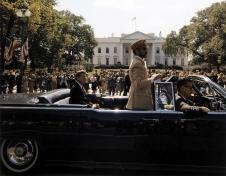Selassie und Kennedy 1963, USA