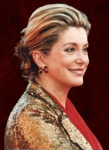 Catherine Deneuve, Festival de Cannes 2000