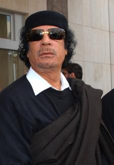 Muammar  al-Gaddafi (2009)