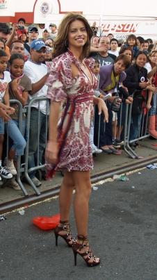 Adriana Lima, 2007 New York.