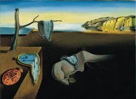 Die Beständigkeit der Erinnerung (1931) von Salvador Dalí