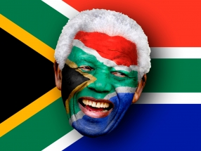 Mandela, Südafrika 2010
