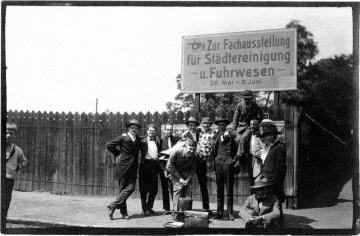 Erster Internationaler Kongreß fortschrittlicher Künstler, Düsseldorf, 29.-31. Mai 1922