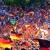 Fans am Olympiastadion in München