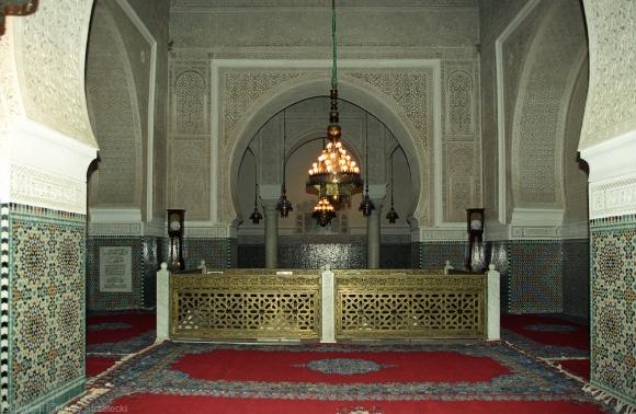 Mausoleum von Moulay Ismail, Meknes, Marokko