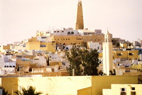 Ghardaia, Altstadt (Algerien)