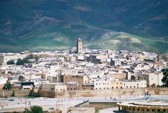 Taza, Atlasgebirge, Marokko