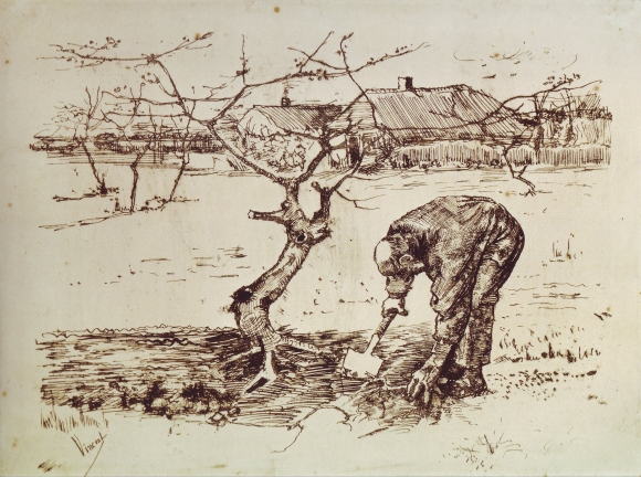 Van_Gogh_-_In_the_Orchard_-_1883