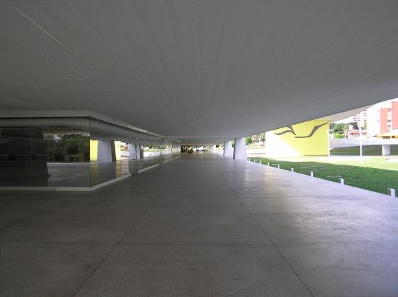Oscar Niemeyer Museum